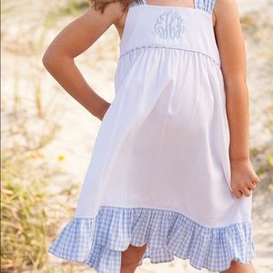 Boutique Girls Dress - Ready to Monogram!